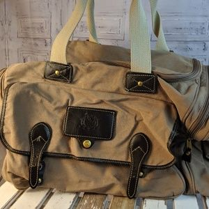 Ford Eddie Bauer handbag bag tote satchel travel